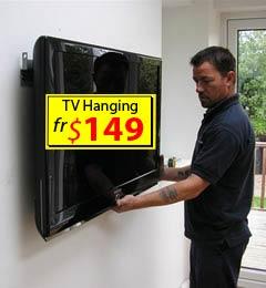 TV Installation Fremantle
